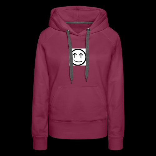 Smile up - Women's Premium Hoodie