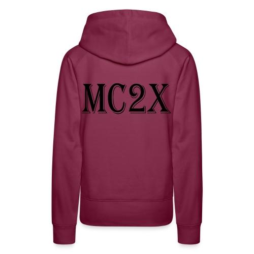 MC2X Merch - Women's Premium Hoodie