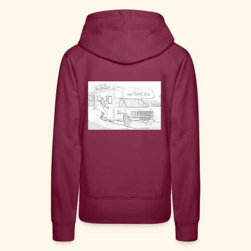Our ClassC Ride - Women's Premium Hoodie