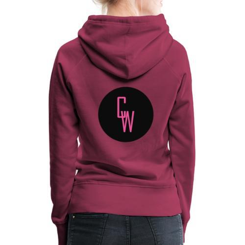 CraftyWalrus Logo - Women's Premium Hoodie