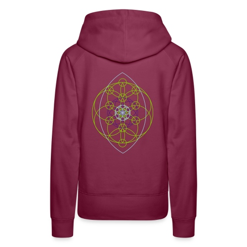 Sacred Tree - Women's Premium Hoodie