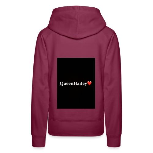 QueenHailey - Women's Premium Hoodie
