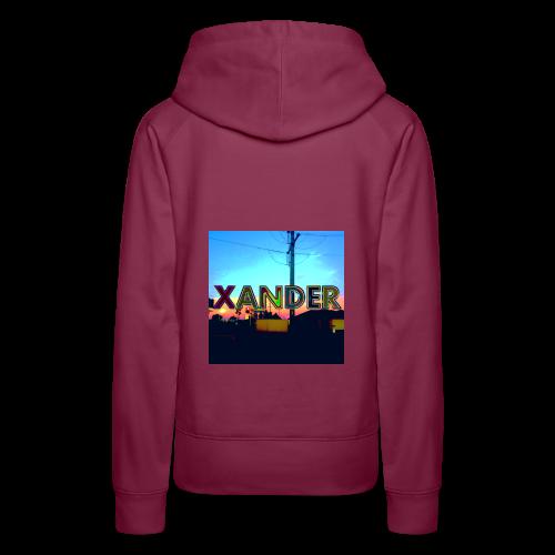 THE STREET OF XANDER - Women's Premium Hoodie