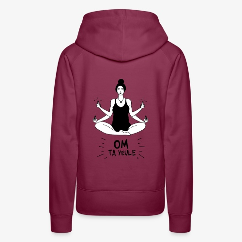 OMM - Women's Premium Hoodie