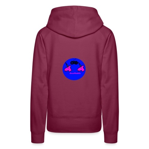 Dove Maddie Merch - Women's Premium Hoodie
