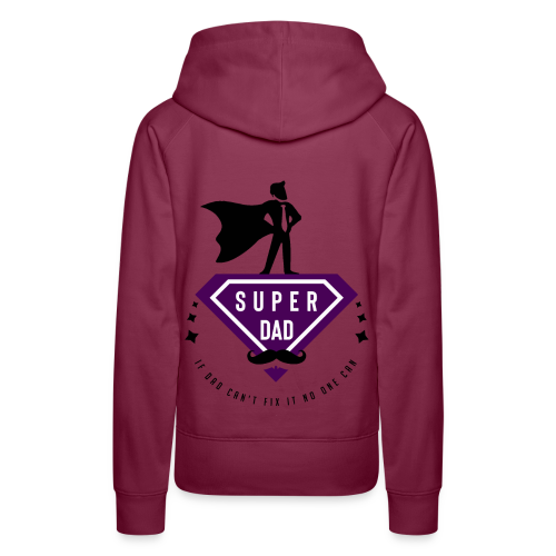 Father's Day - Women's Premium Hoodie