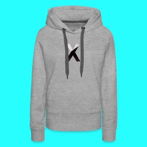 XumzyLOGO - Women's Premium Hoodie