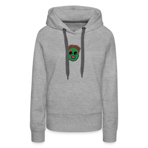 zombie family/ regular apparel - Women's Premium Hoodie