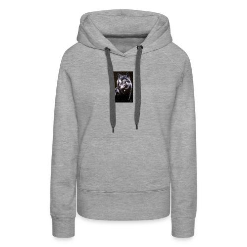 Wolf Pack Merch - Women's Premium Hoodie