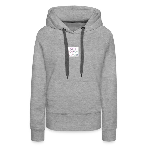 For the love of God - Women's Premium Hoodie