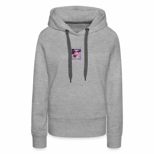 Shirt to cover up jersey - Women's Premium Hoodie