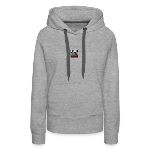 straight outta sheeps - Women's Premium Hoodie
