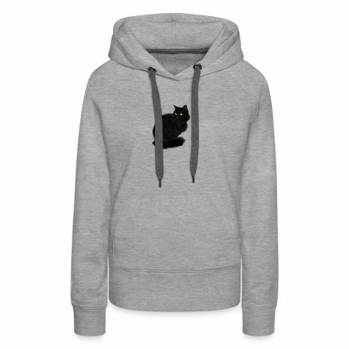 Lexie the cat Jim Jim shirt - Women's Premium Hoodie