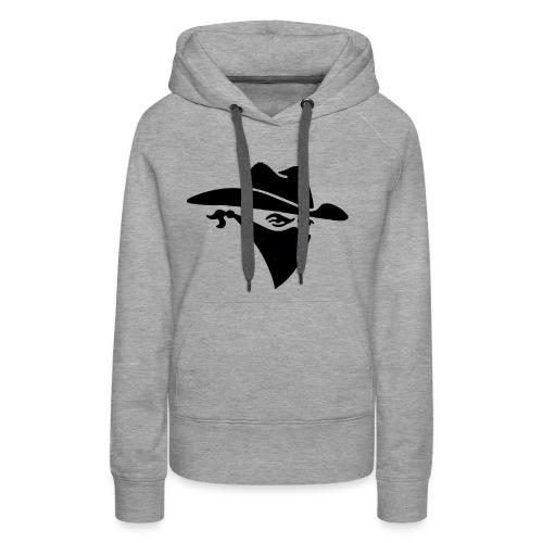 Bandit PNG Clipart v1 - Women's Premium Hoodie