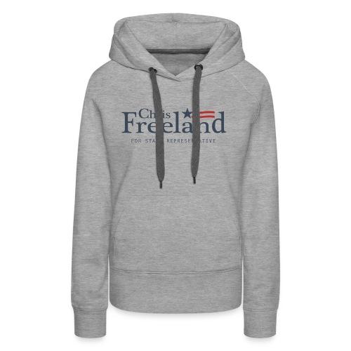 FREELAND FOR STATE REP - Women's Premium Hoodie