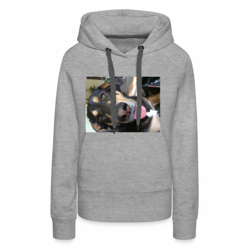 The cutest dog ever - Women's Premium Hoodie