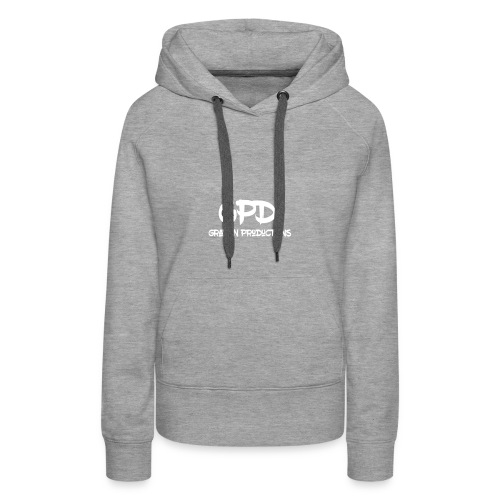 GPD+Graven Productions Blow Brush - Women's Premium Hoodie