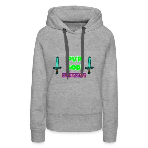 ConnorCraft Design #1 - Women's Premium Hoodie