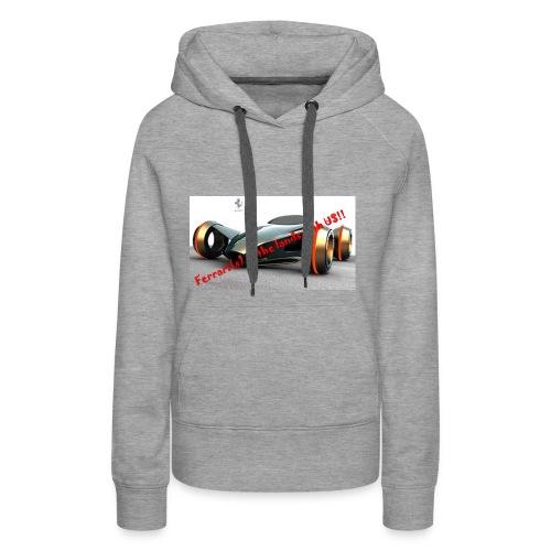 farrari - Women's Premium Hoodie
