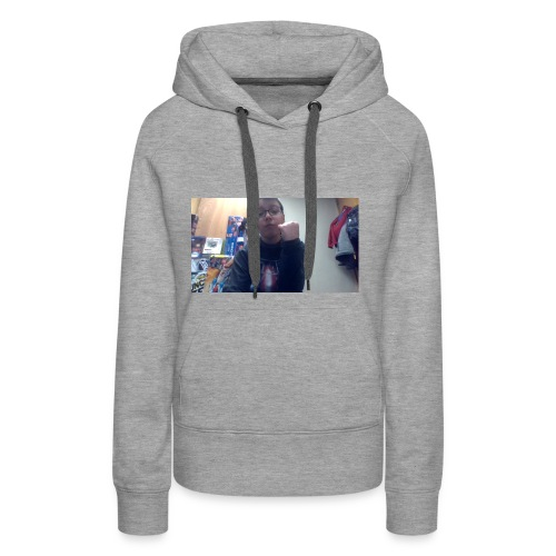 youtube rocks - Women's Premium Hoodie