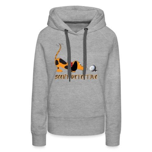 Scent Detective - Women's Premium Hoodie