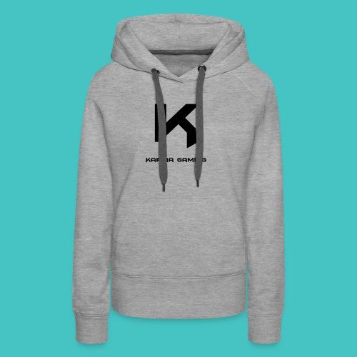karma_gaming_logo - Women's Premium Hoodie