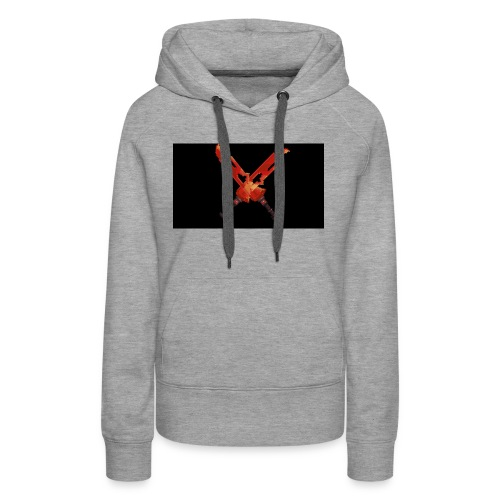 Hipixel Warlords Cross-Swords - Women's Premium Hoodie