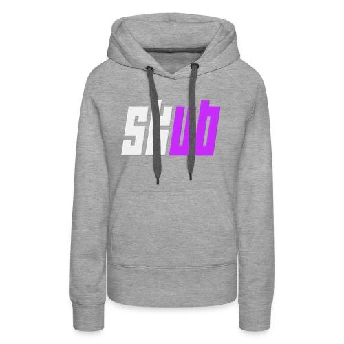 SKUB logo - Women's Premium Hoodie