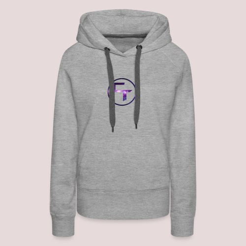 CamTremblay Official Logo - Women's Premium Hoodie