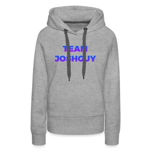 Team JoshGuy - Women's Premium Hoodie