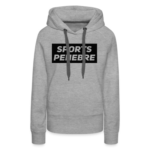 Sports Penebre's Shirts - Women's Premium Hoodie