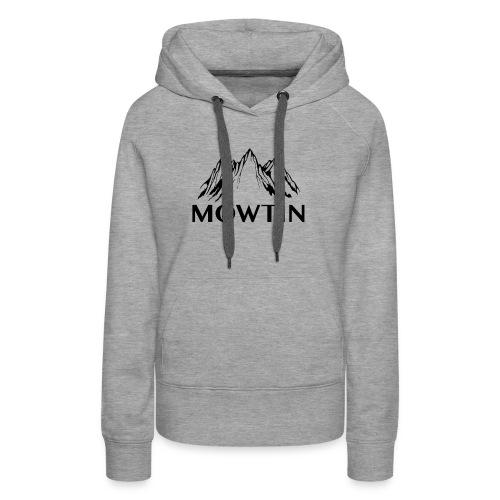 MOWTIN - Women's Premium Hoodie