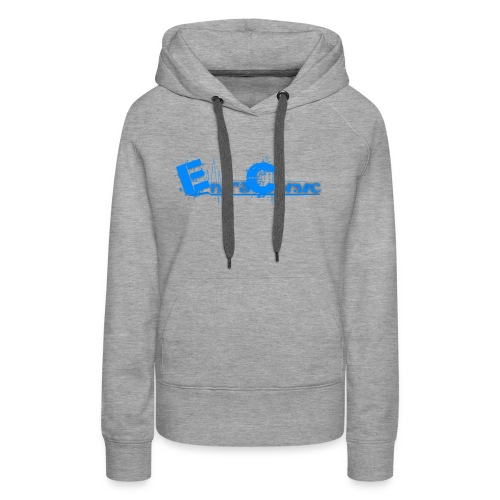 Entracomic Logo For Fans - Women's Premium Hoodie