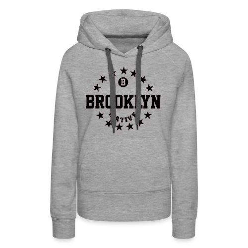 BROOLYN_NATIVE_REPLACE - Women's Premium Hoodie