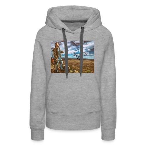 Sticking to My Guns by Kieran Wicks Album Cover - Women's Premium Hoodie
