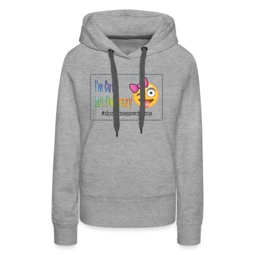 im cute - Women's Premium Hoodie
