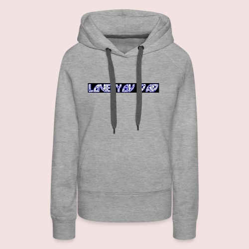 HAPPY FATHER'S DAY - Women's Premium Hoodie