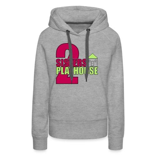 2sisters colorhouse 7 - Women's Premium Hoodie