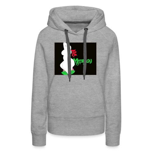 ts madison fan made design - Women's Premium Hoodie