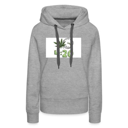 420 - Women's Premium Hoodie