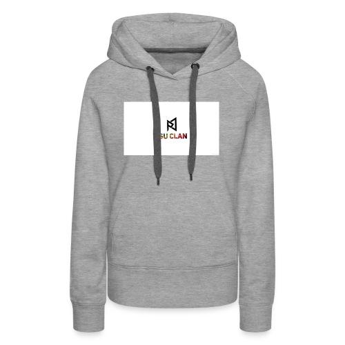 New psu logo - Women's Premium Hoodie