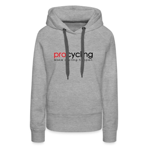 procycling luxembourg - Women's Premium Hoodie