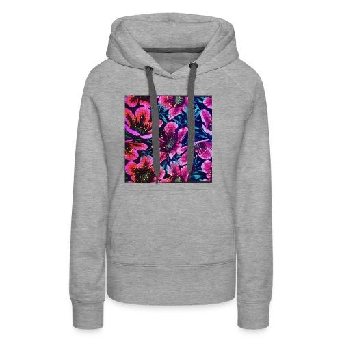 flowers - Women's Premium Hoodie