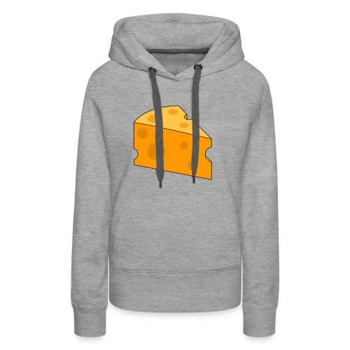 Cheese Design - Women's Premium Hoodie