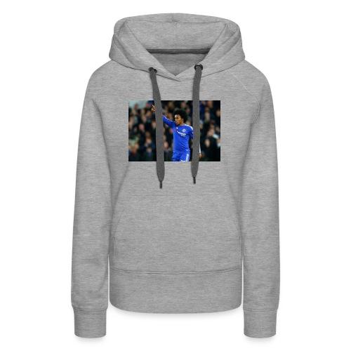 Chelsea v FC Porto - Women's Premium Hoodie