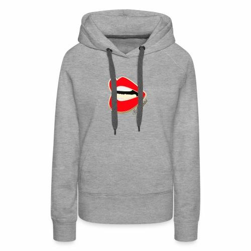 KU Red 2 - Women's Premium Hoodie
