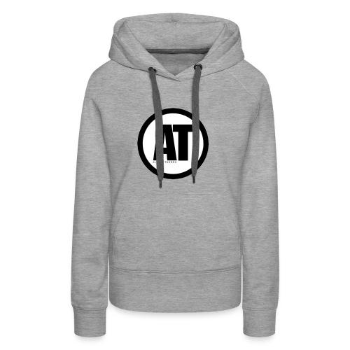 Alwayz Thero Logo - Women's Premium Hoodie