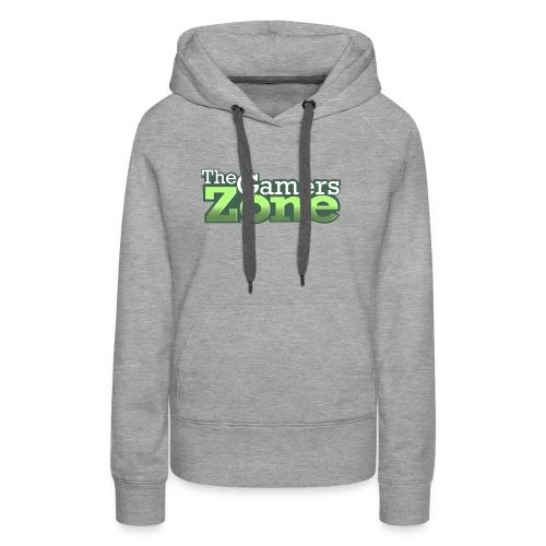 THE GAMERS ZONE - Women's Premium Hoodie