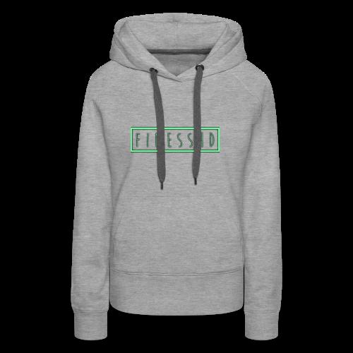 FinessHD - Women's Premium Hoodie