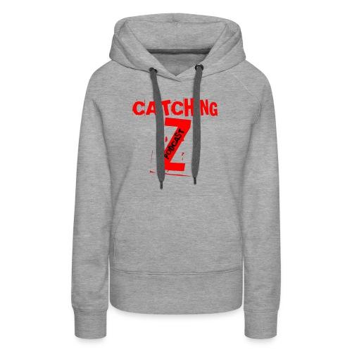 Catching Z Official Logo - Women's Premium Hoodie